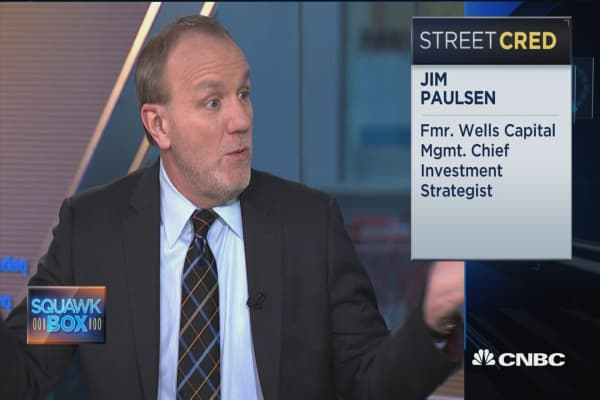 These forces could give markets good 'gut check' next year: Leuthold Group's James Paulsen