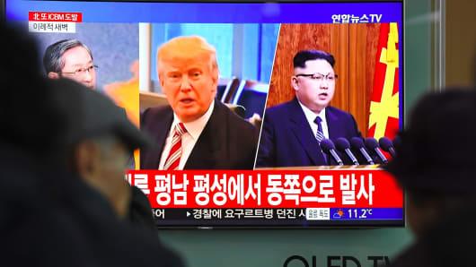 How Syria strikes will impact North Korea nuclear talks