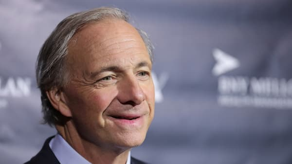 Ray Dalio, founder of investment firm Bridgewater Associates