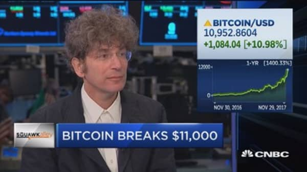 The bitcoin and cryptocurrency trend is not going to stop: Formula Capital's James Altucher