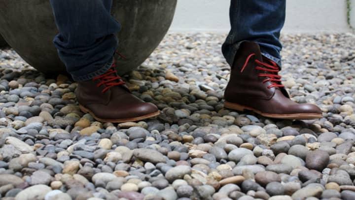 The Buko boot made by SITRANA