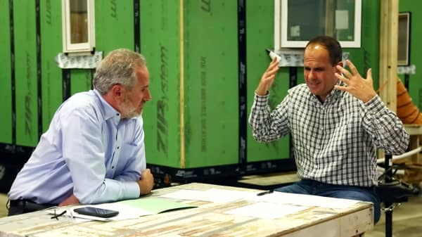 Marcus Lemonis gives Tumbleweed Tiny House CEO leadership advice to help pull this company out of million-dollar debt