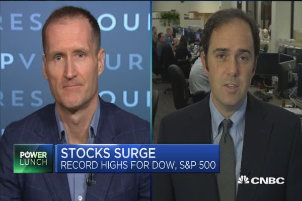 Portfolio manager: Why we're seeing a tech selloff