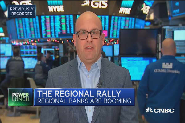 Core drivers of earnings growth are not there for regional banks: Susquehanna's Jack Micenko