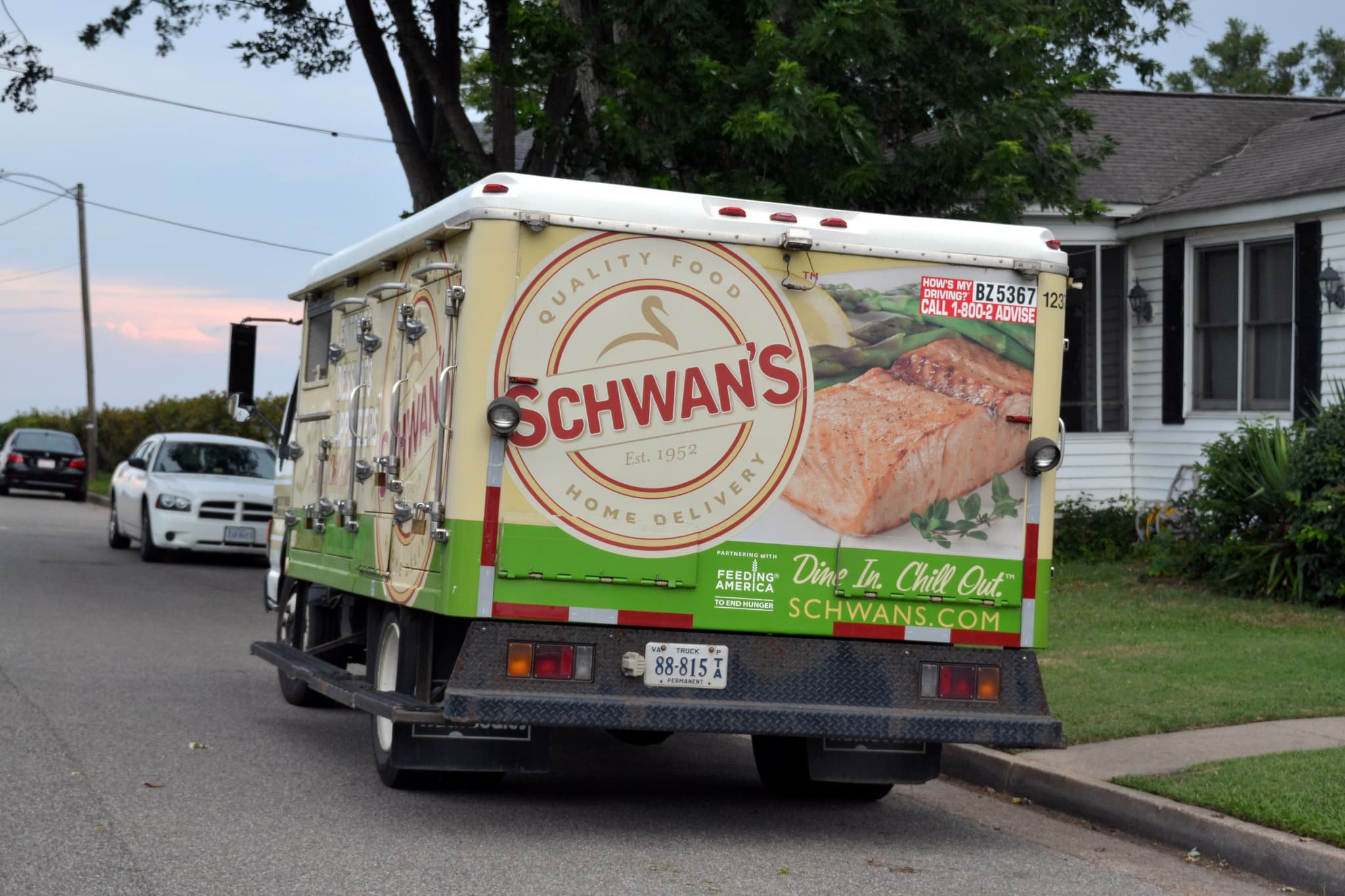 Schwan s one of the largest US private panies weighs sale