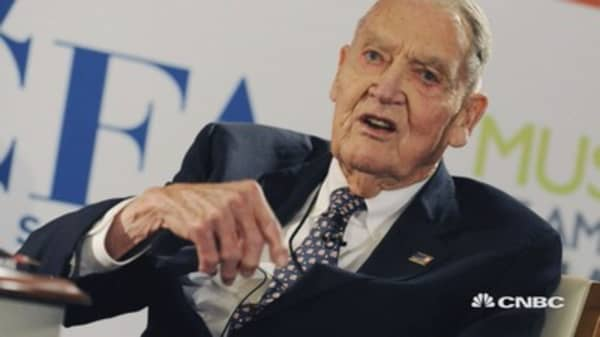 Bitcoin passes $11,000 but Jack Bogle says avoid it like the plague