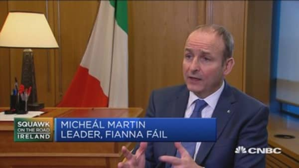 Both major Irish parties learnt a lot over deputy PM resignation: Lawmaker