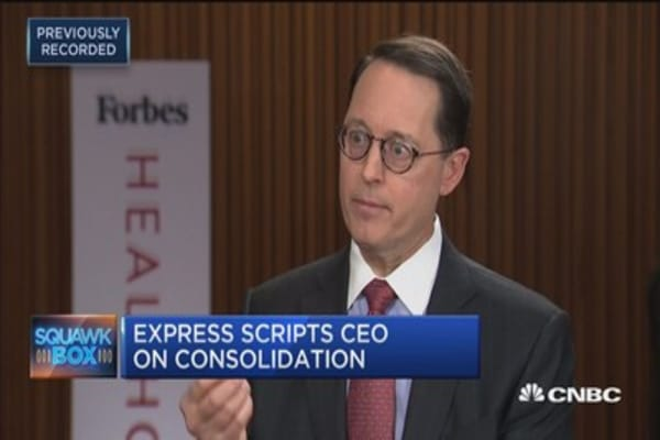 Express Scripts CEO: PBM model never needed more than now