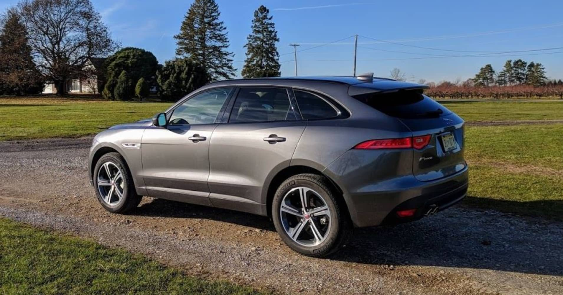 2018 jaguar f pace 20d r sport review. Black Bedroom Furniture Sets. Home Design Ideas
