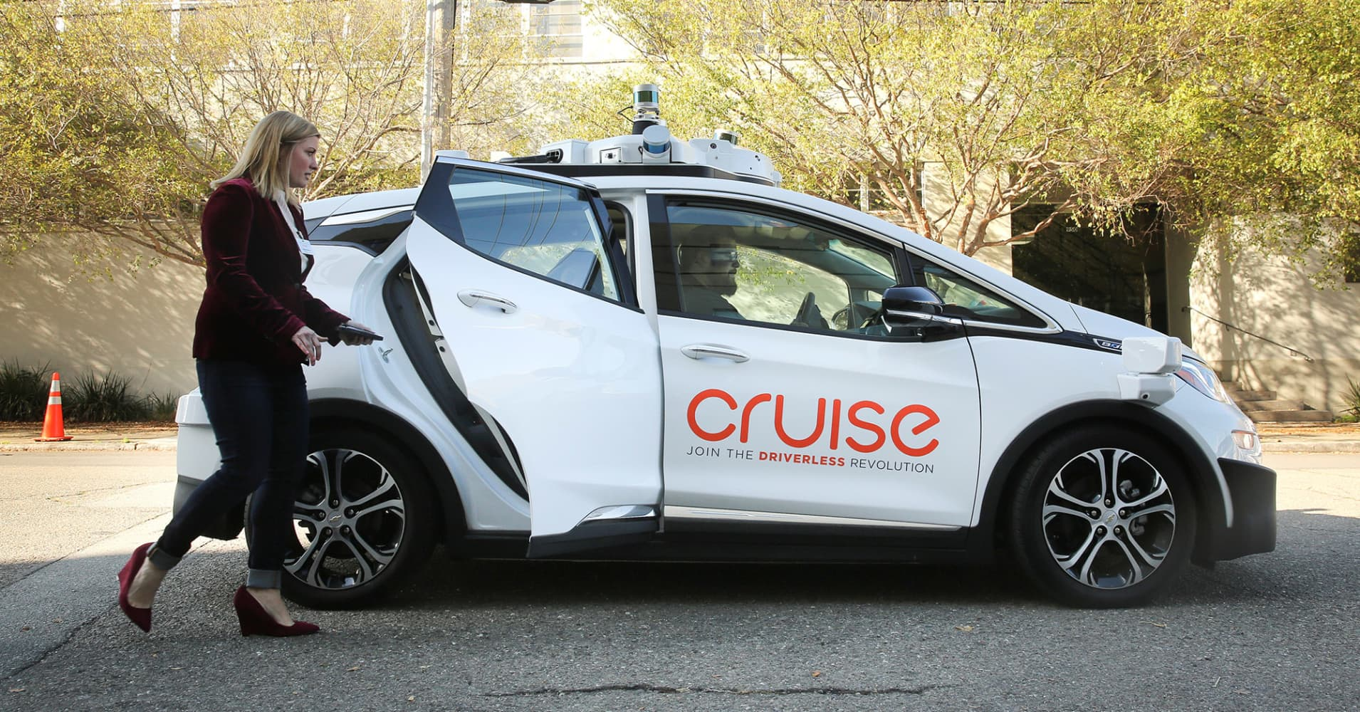 General Motors is a 'raging bull' opportunity in autonomous car space: Citigroup