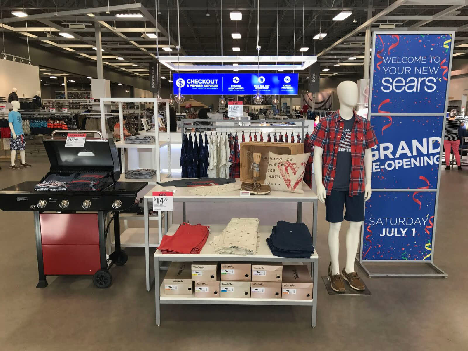 Sears sees more small stores in its future