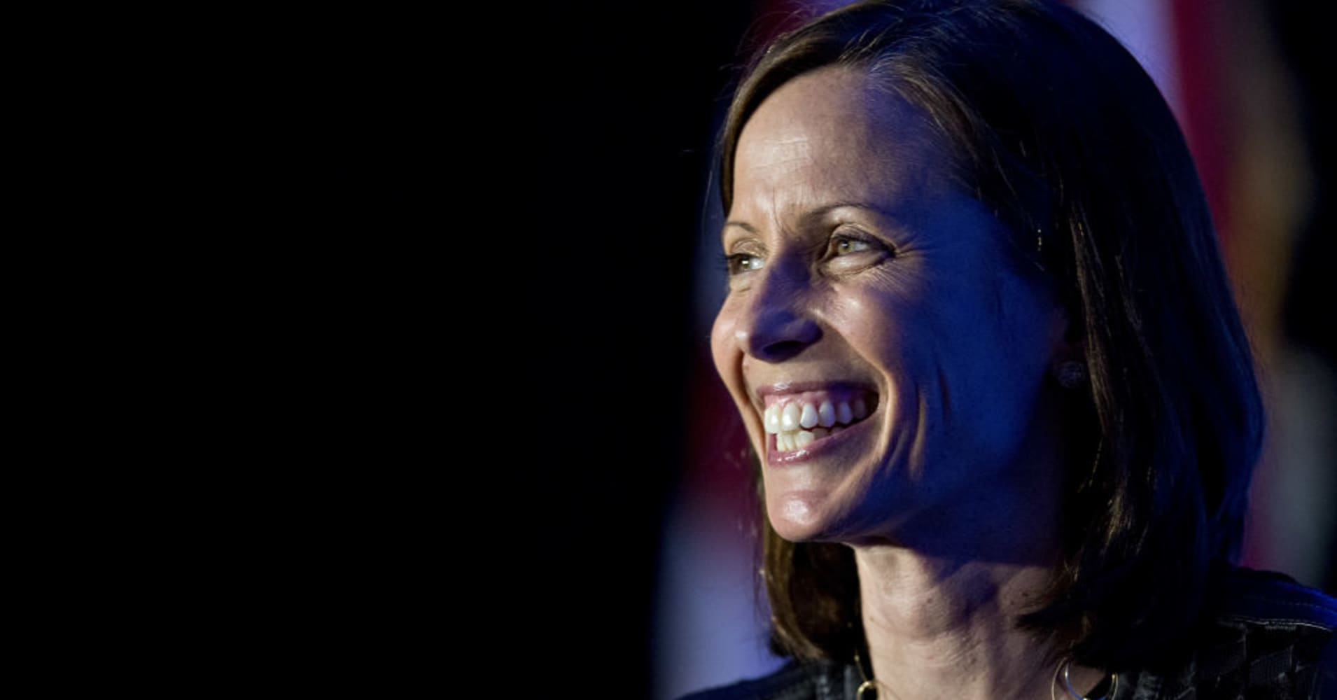 Adena Friedman, president and chief executive officer of Nasdaq Inc