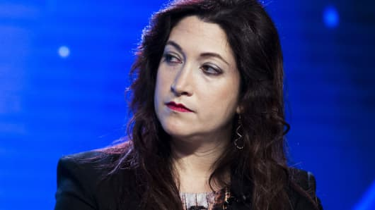 Randi Zuckerberg Skewers Alaska Air Over Passenger's Sexually Charged Ranting