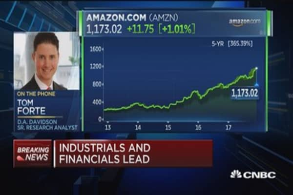 Amazon is just getting started with expanding their physical presence: Analyst