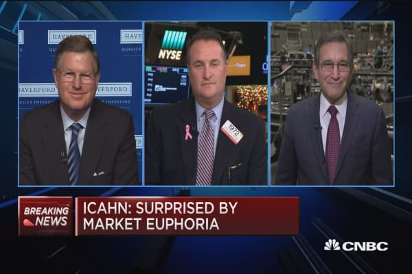 Closing Bell Exchange: Market is paying attention to what is important