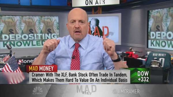 Trump's D.C. will drive bank stocks higher