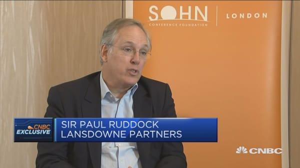 Concern about credit bubble: Lansdowne Partners co-founder
