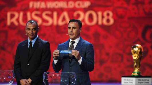 Spain, Portugal drawn in same World Cup group