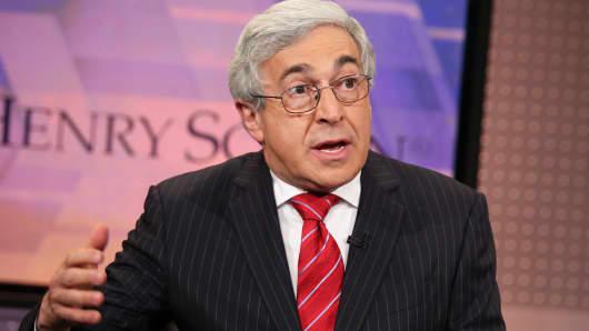 Stanley Bergman, CEO, Henry Schein