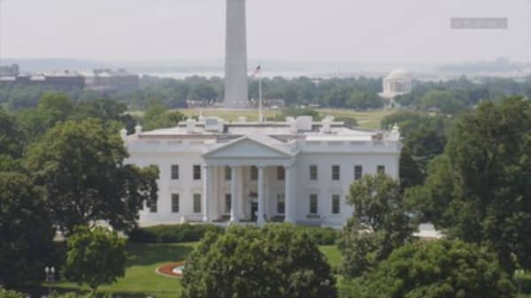 Trump urged Senate Republicans to drop panel's Russia probe, report says
