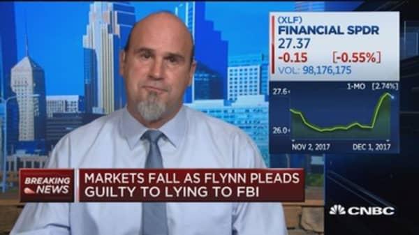 Traders bet on bank stocks