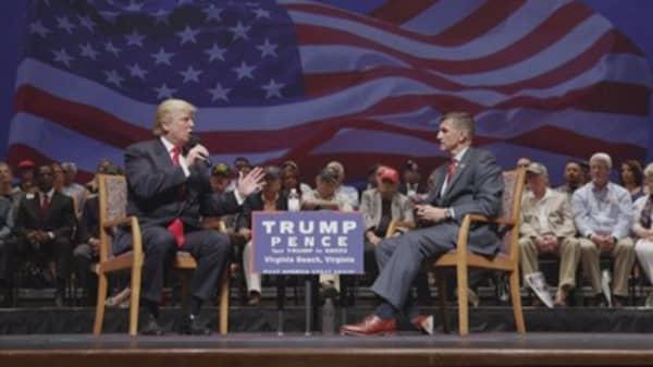 Flynn news 'very, very, very bad,' source close to President Trump tells NBC
