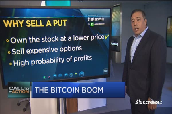 How to cash in on the bitcoin boom