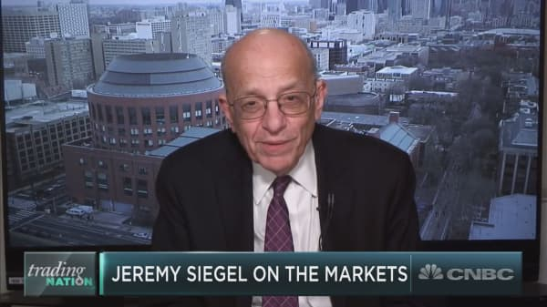 Jeremy Siegel on the next big milestone for the Dow