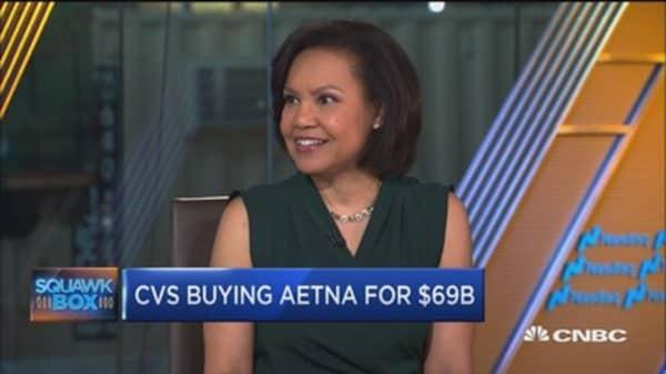 CVS Health buying Aetna for $69 billion