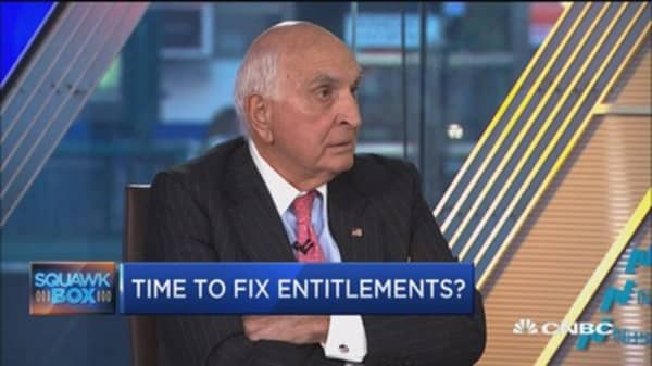 Ken Langone: Tax reform will unleash good economic forces for many people