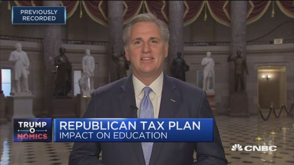Rep. Kevin McCarthy: We can have tax reform done this year