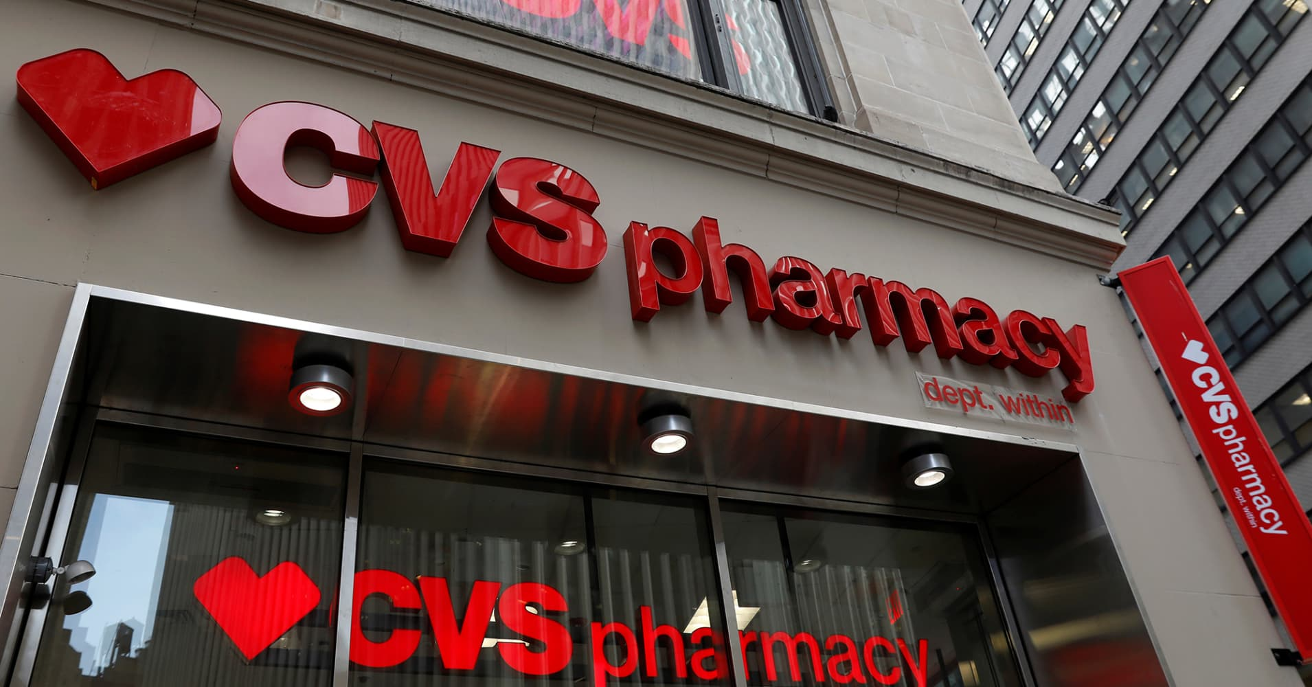 cvs hikes wages and announces q4 earnings