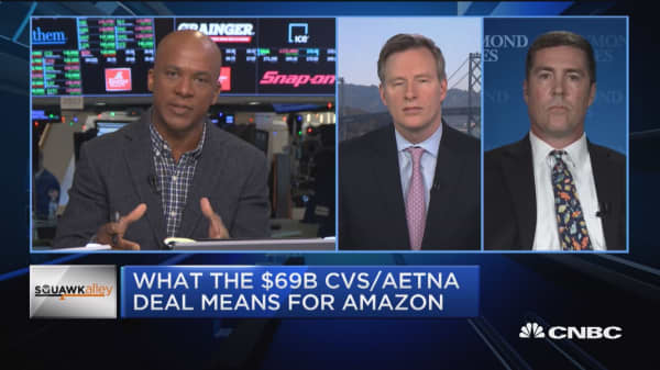 Analysts: Amazon getting into healthcare is 'a given'