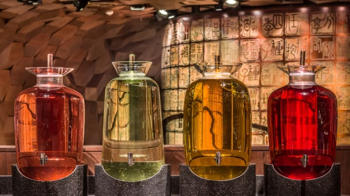 Starbucks' new Shanghai Roastery