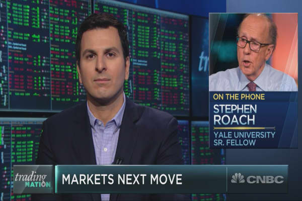 Yale's Stephen Roach on the recent volatility in Chinese stocks