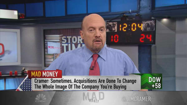 Disney-Fox, CVS-Aetna could revamp how investors see companies