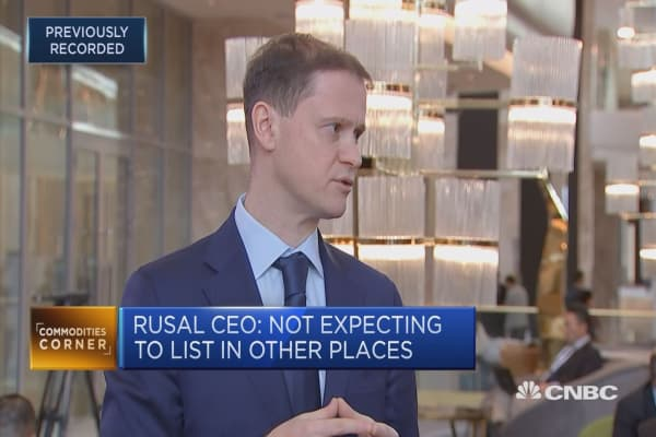 Rusal CEO: Confident Trump will eventually return to Paris agreement