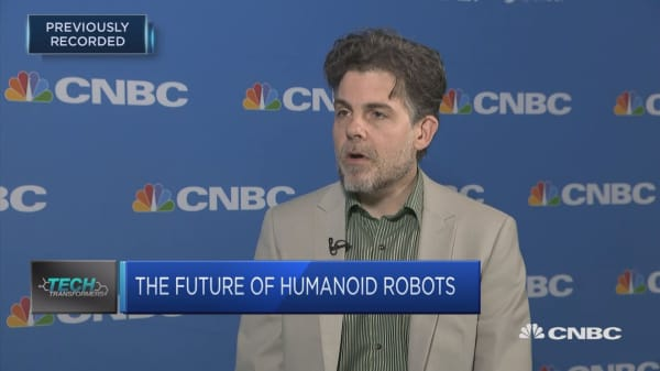 Hanson Robotics CEO: Sophia an advocate of women's' rights