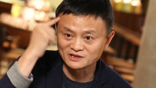 Jack Ma says Alibaba Group (NYSE:BABA) Might Reconsider Hong Kong Listing