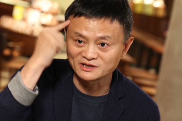 Jack ma cryptocurrency