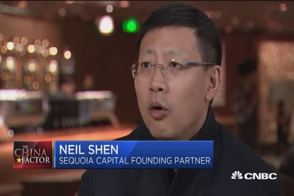 Top Chinese investor: US tech companies might not be able to compete in China