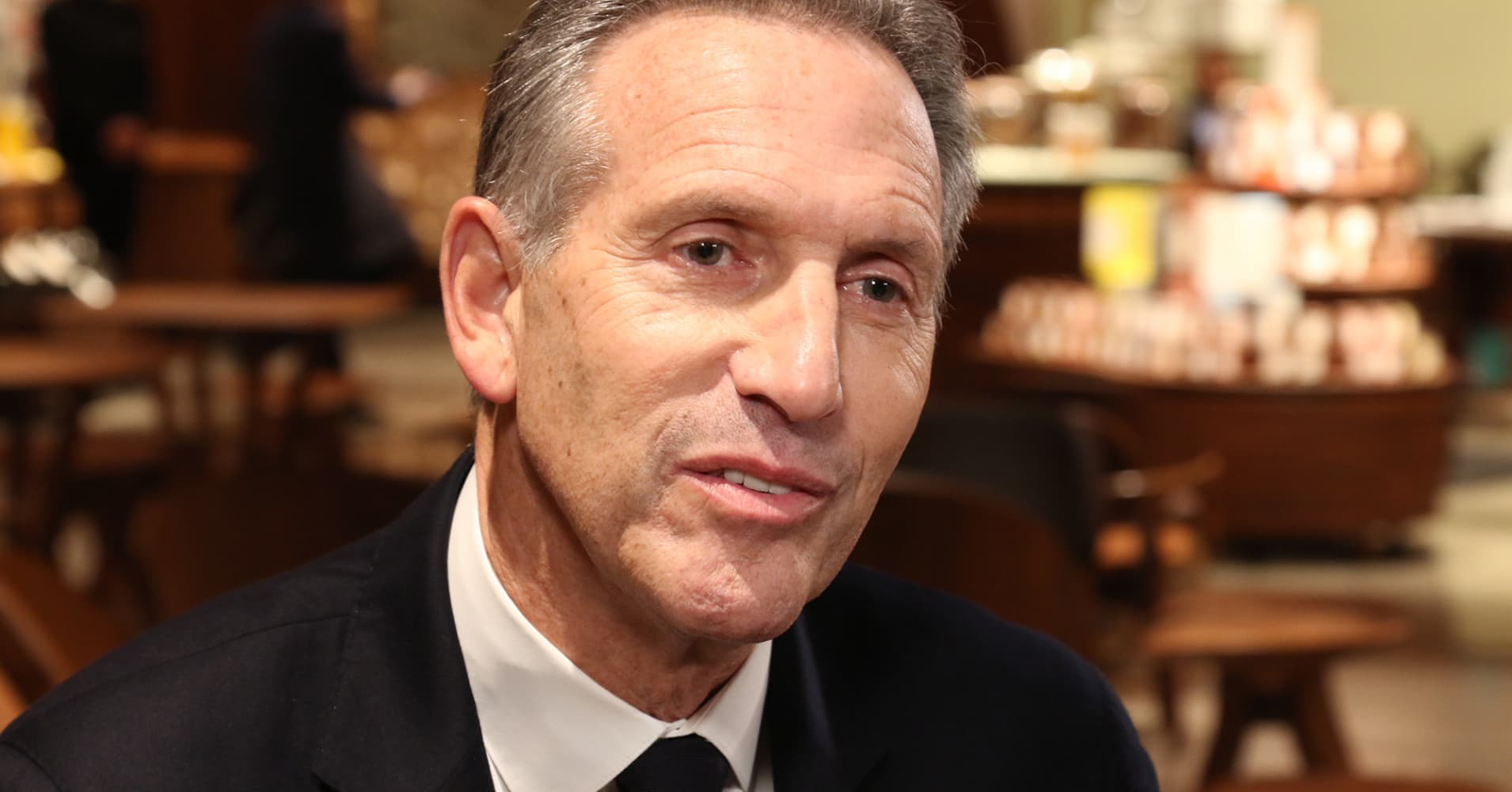 Ex-Starbucks boss Howard Schultz's presidential roll-out went badly