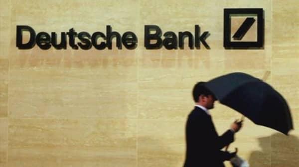 Deutsche Bank reportedly receives subpoena from Mueller on Trump accounts