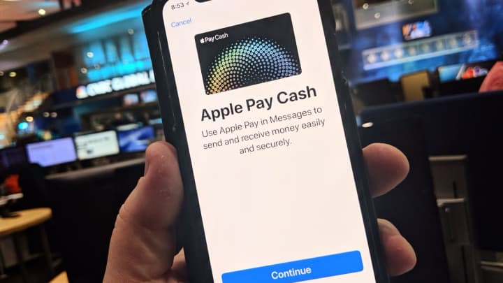 CNBC Tech: Apple Pay Cash 2