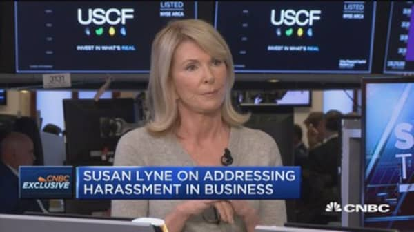 Susan Lyne on addressing sexual harassment in business