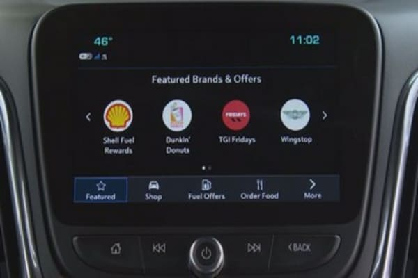 GM takes in-car ordering to the next level