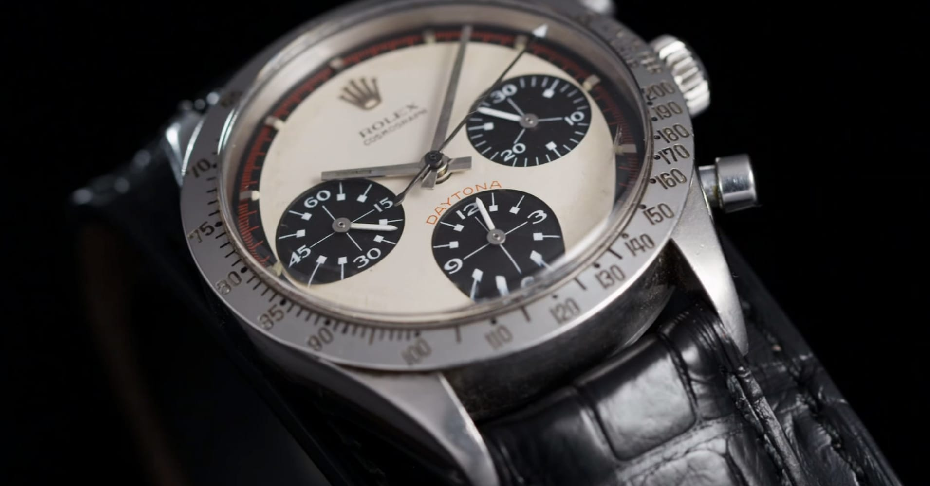 Paul Newman's Daytona Rolex is most expensive ever sold at auction