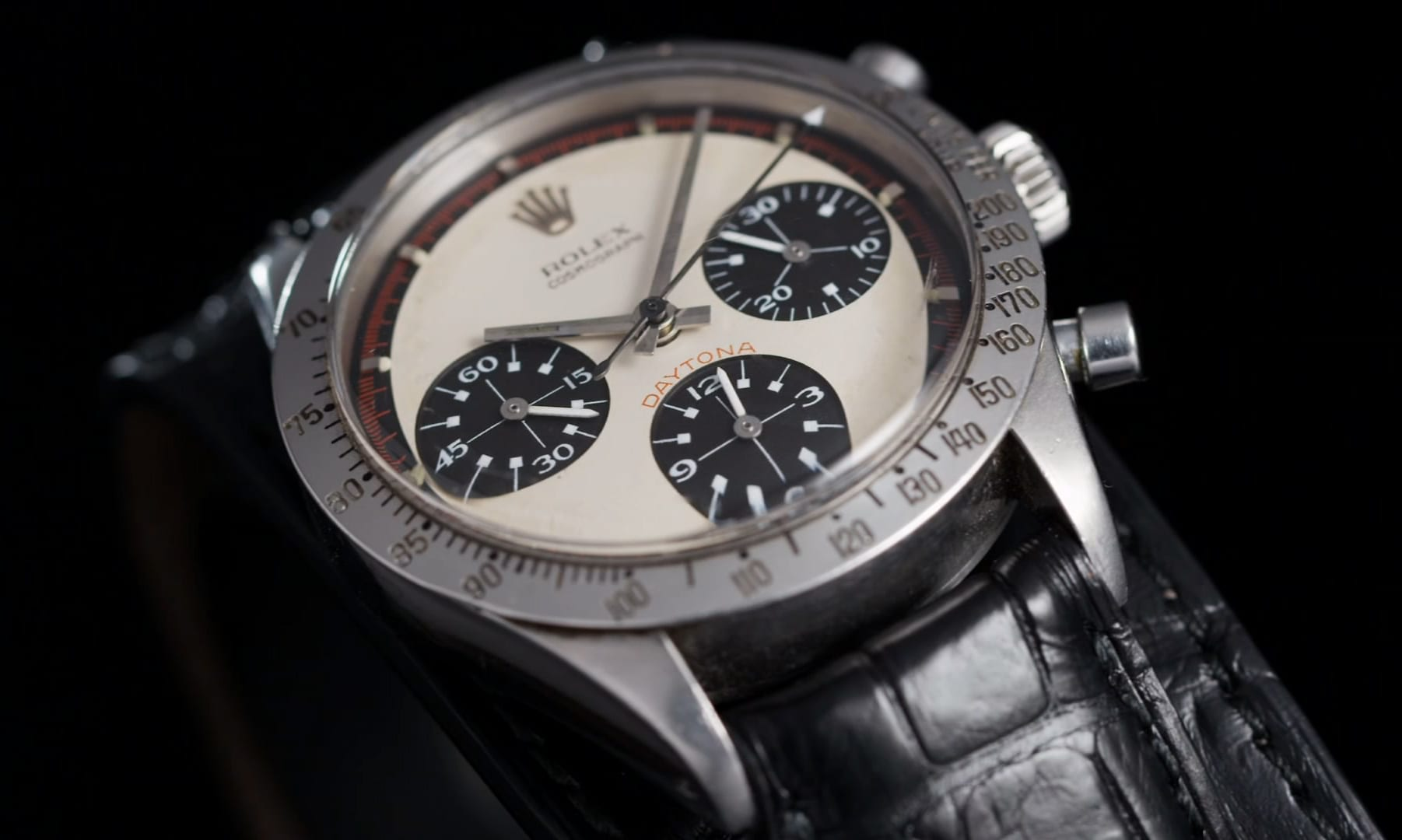 Paul Newman s Daytona Rolex is most expensive ever sold at auction