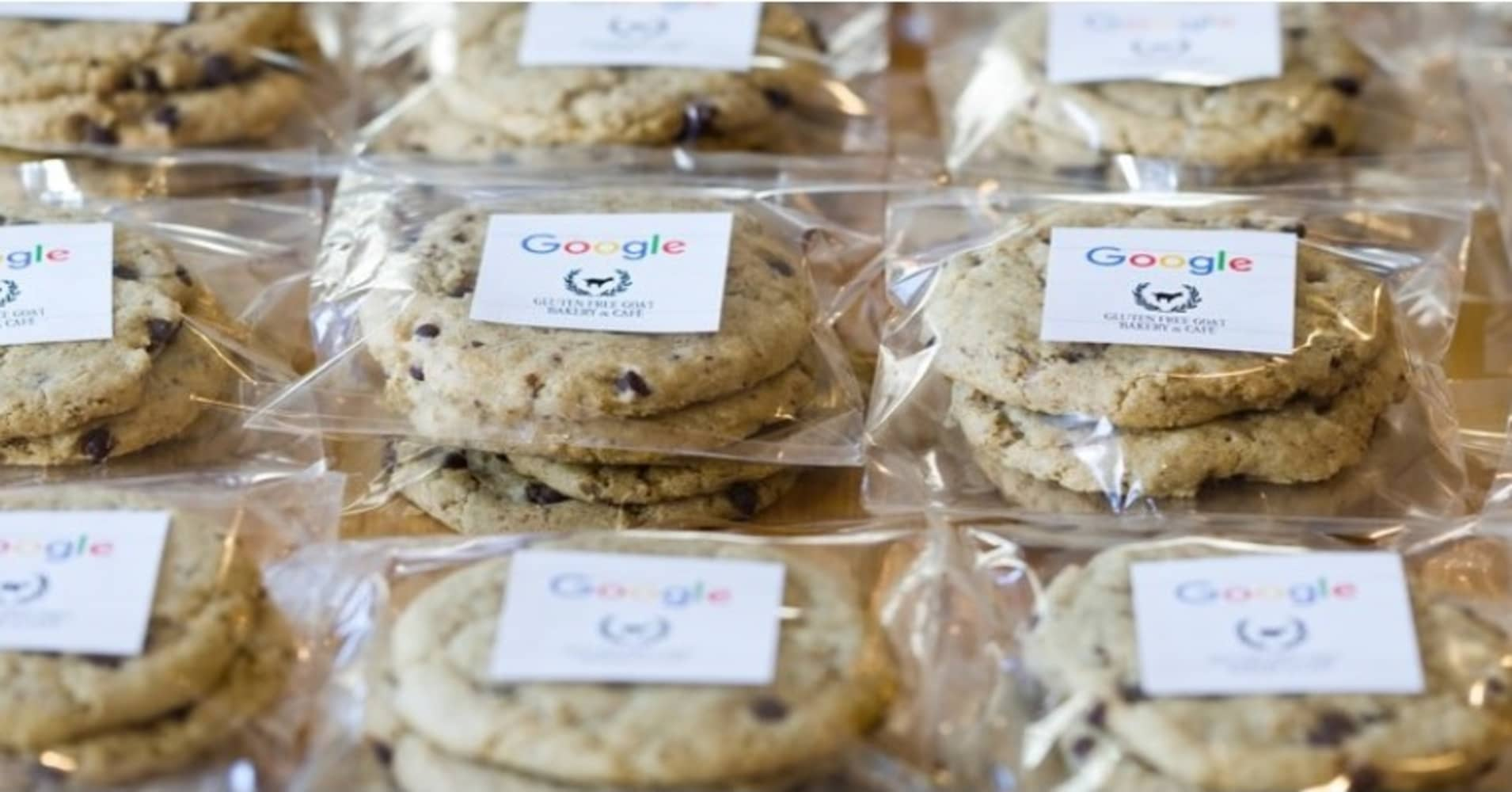 Googlers used AI to make chocolate chip cookies.