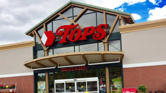 Tops CEO confirms Chapter 11 filing